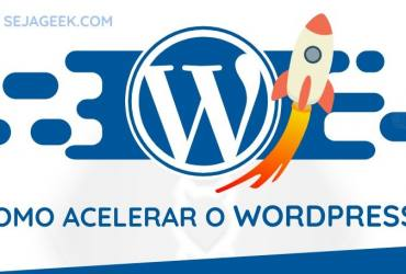 Como otimizar o Wordpress