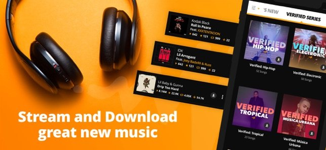Audiomack Free Music Streaming