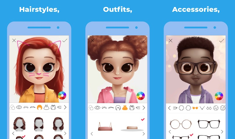 Dollify App Create your own Dolls