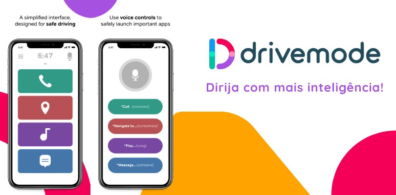 Drivemode Banner