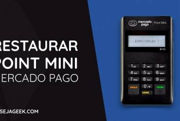 Como Restaurar as Configurações da Point Mini