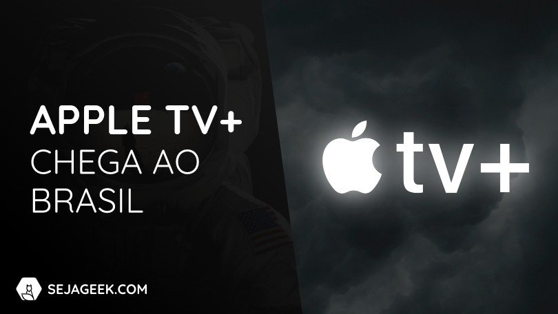 Apple TV Plus chega ao Brasil