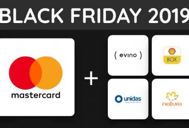 Descontos com a Mastercard na Black Friday