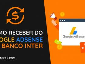 Como receber do Google AdSense no Banco Inter