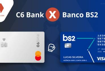 Banco BS2 ou C6 Bank