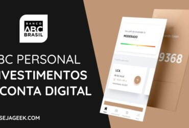 ABC Personal Conta Digital e Investimentos do Banco ABC Brasil